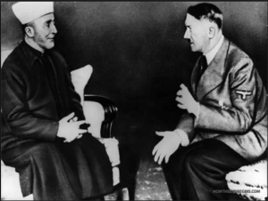 ISLAM AND THE NAZIS SINCE THE BEGINNING: Letter written to Grand Mufti from Himmler uncovered…