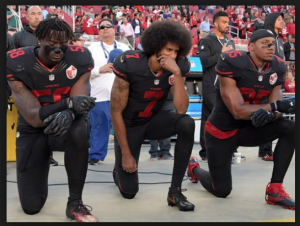 PAID TO PLAY: NFL Players Are Now 'Scared' To Take a Knee, 'People Have to Feed They Family'…