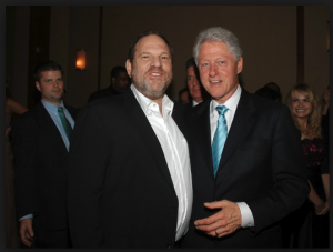PERVERT Harvey Weinstein flees America…