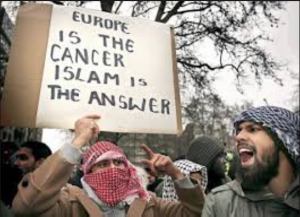 Muslim population in Europe to triple by 2050, even with 'zero migration' – study…