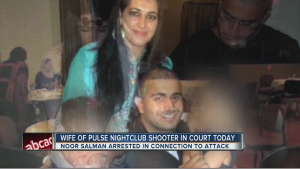 ISLAM THE RELIGION OF PEACE: Pulse nightclub shooter's wife was aware of plot — and did nothing…