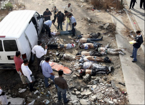 MURDER MEXICO: U.S. Issues 'Do Not Travel' Advisory for 5 Mexican States, Citing 'Crime'…