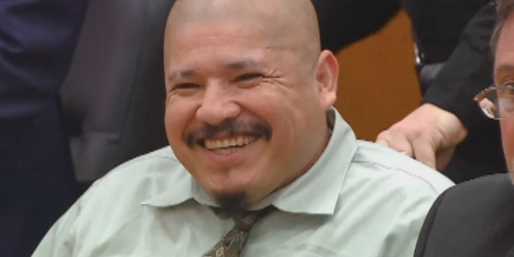 FROM MEXICO WITH A SMILE: Illegal immigrant charged in the killings of two cops wishes he 'had killed more of the mother——-'…