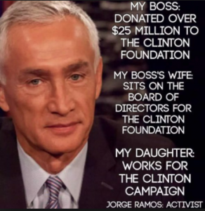 ILLEGAL ALIEN APOLOGIST: Jorge Ramos on border wall, Supreme Court immigration ruling…