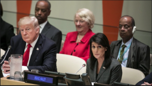 Nikki Haley: US prepared for military action in Syria if UN doesn't act…