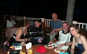 Stephen Hawking pictured on Jeffrey Epstein's 'Island of Sin'…