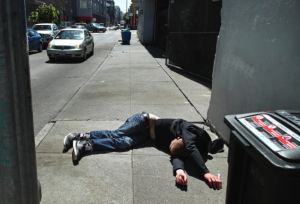 Tolerant San Francisco fed up with dirty, smelly streets…