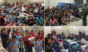 """No Borders Catholic Church At Work: U.S. government has begun transporting children in a """"tremendous amount of airline flights"""" to be reunited with their parents in some cities…"""