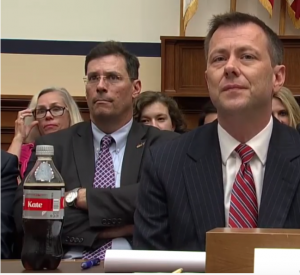 Peter Strzok: Did he make a veiled threat to Republicans at his hearing?