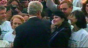 Monica Lewinsky reveals for the first time that Bill Clinton urged her to LIE under oath and then called her in for one last tryst before ditching her…