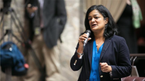 US House Progressive leader and Democrat Pramila Jayapa is joining a so-called caravan of migrants to cross the border with Mexico into the United States…