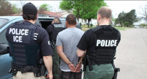 ICE arrests 105 in New Jersey operation targeting criminal aliens and public safety threats…