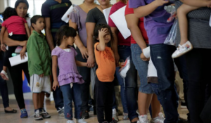 Shelters holding nearly 15,000 illegal immigrant children near capacity…