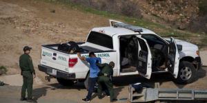 Border Patrol arrests two convicted sex offenders & two MS-13 gang members who were all previously deported in 4 separate incidents…