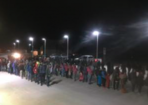 Jan. 25, 2019 – The Day Trump Failed America: Group of 306 migrants turn themselves in to Border Patrol at Antelope Wells, NM…