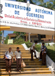 Mexico: Autonomous University of Guerrero employee, Lorenzo N., implicated in human & child trafficking network…
