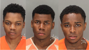 ID: Refugees from Tanzania, Elias Lupango, 19, Rashidi Mulanga, 18 and Swedi Iyombelo, 18, accused of gang-raping 18-year-old woman arraigned…