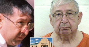 New Mexico priest, Sabine Griego, 81, is charged with 'raping an 8-year-old girl until she vomited and then made her clean it up'…