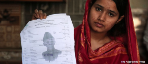 Pakistani Christian girls trafficked to China as brides.
