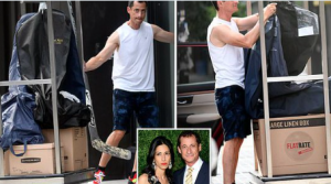 Pedophile Anthony Weiner moves back in with Huma Abedin.