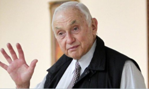 Former Jeffrey Epstein pal Leslie Wexner steps down as CEO of Victoria's Secret parent company.