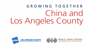 The state of California in partnership with communist China.
