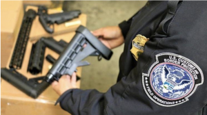 May 2020: U.S. Customs and Border Protection confiscated a shipment from China en route to a Melbourne home that contained more than 10,000 assault weapon parts.