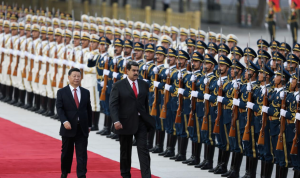 2013: Mexico offers China US$300b in infrastructure deals.