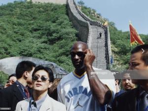 China And 'The Last Dance' Propel Nike's Jordan Brand To Record $3.6 Billion In Revenue.