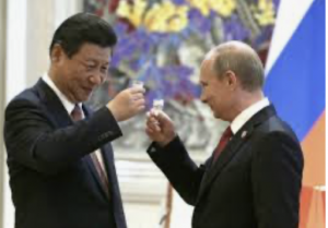 2018: China Military Tells Russia 'We've Come to Support You' Against U.S.