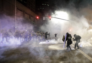 2020: Portland, Oregon protests have no goal except violence and anarchy.