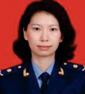 Fugitive Chinese biologist, Juan Tang, 37, who 'lied about her links to the military' is taken into US custody after Beijing harbored her inside their San Francisco consulate.