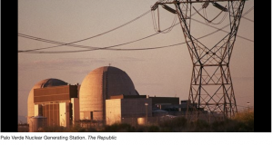 AZ: Five or six drones buzzed over the perimeter fence of the nuclear plant— the largest power generator in the United States.