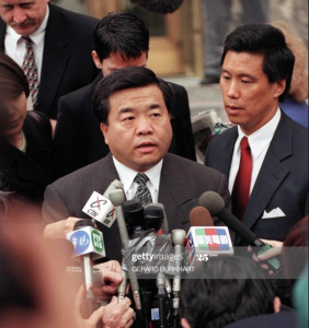 1998: Chinese Army Funds Went to Democrats, Donor Johnny Chien Chuen Chung Says.