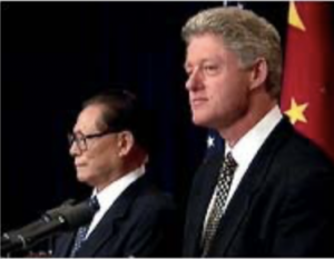 1997: Bill Clinton OKs Nuclear Power Sales To China.
