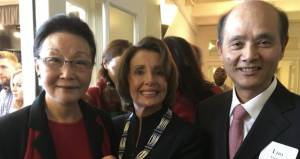 Spoken like a true Communist: Pelosi Says Election Threats From Russia, China Aren't Equal.