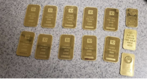Border Patrol in Maine Arrests Chinese National Carrying over $28K worth of Gold Bars.