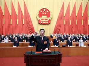 A precursor to war – let Americans think China is weak and wants peace: As Relations With U.S. Sink, China Tones Down 'Hotheaded' Nationalism.