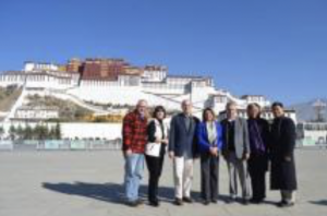 2015: Pelosi, Congressional Delegation Conclude Visit to China and Tibet.