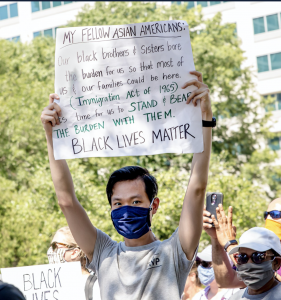 75 ways Asian Americans and Pacific Islanders are speaking out for Black lives.