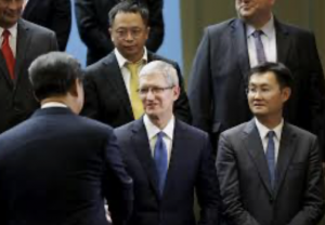 Everyone Wants to Crack Down on China—Except Silicon Valley. (CA government and Silicon Valley are branches of the CCP)
