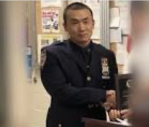 """China Spy: A NYPD cop and Army reservist, Baimadajie Angwang, with a """"secret"""" security clearance betrayed fellow Tibetans in the Big Apple by spying on them and passing the intel on to a Chinese government handler."""