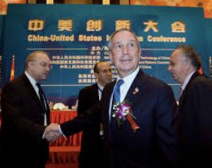 China Detains Bloomberg News Staff Member in Beijing.