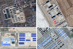 We Found The Factories Inside China's Mass Internment Camps.