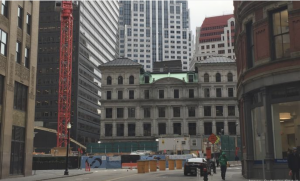 March 2020: Chinese investors buy downtown Boston office for $75M.
