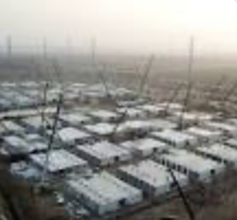China building quarantine camps for 4,000. (Is America next to build camps?)