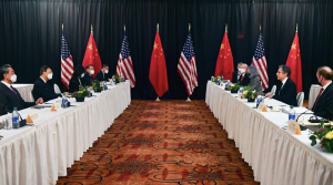 """China to the Biden administration's face: """"I think we thought too well of the United States. The United States isn't qualified to speak to China from a position of strength."""""""