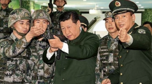 Xi Jinping adopts 'Helmsman' title last used by Mao in latest sign he is consolidating power… as Australian general reveals he fears the country is set for WAR with China.