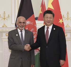 China makes its move on Afghanistan: Beijing prepares to fill the vacuum left by Biden's premature military exit from the nation with $62B investment plan for its 'Belt and Road' program.