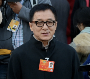 Martial arts star Jackie Chan wants to join the Chinese Communist Party, but China doesn't want him.